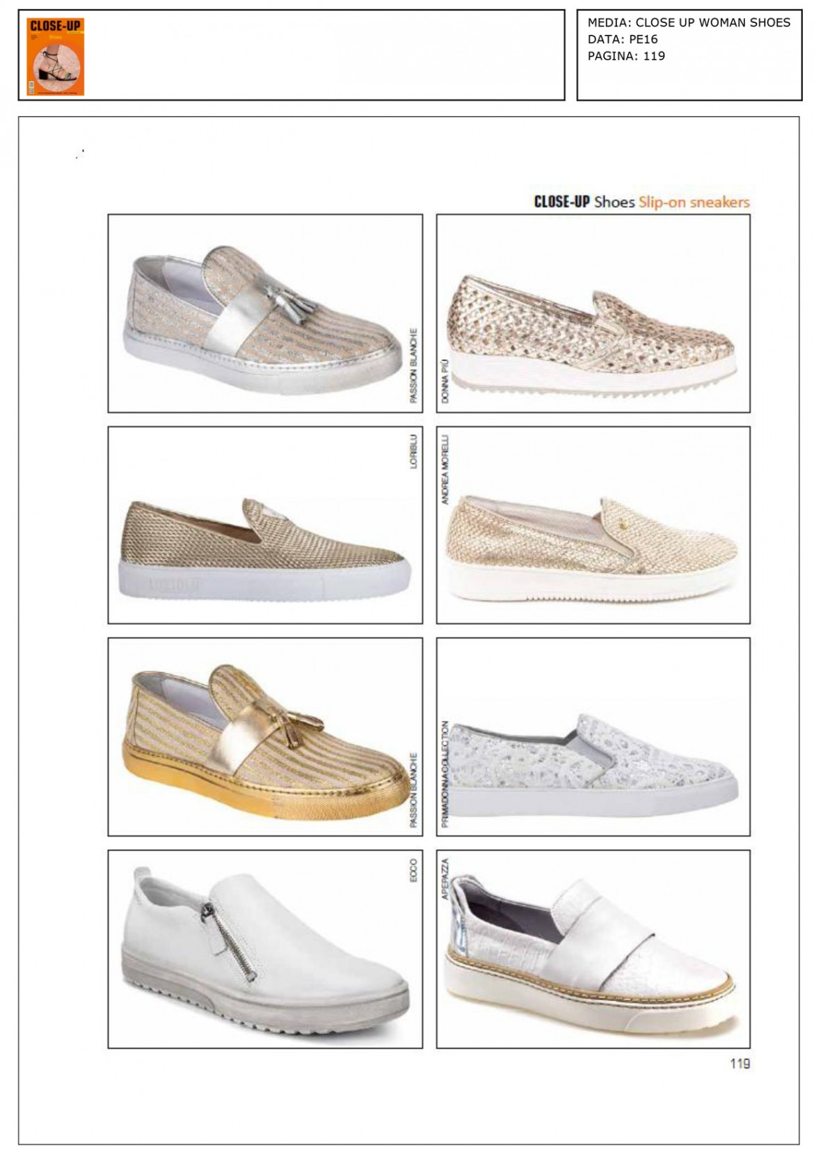 PASSION BLANCHE_CLOSE UP WOMAN SHOES_PE16-5