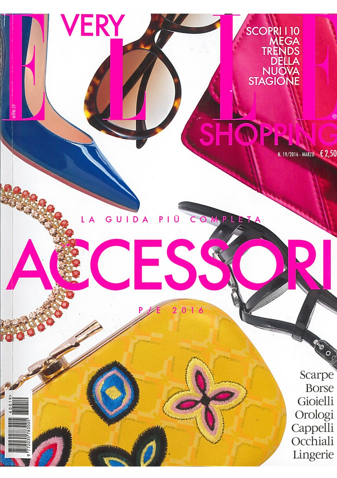 PASSION BLANCHE_VERY ELLE SHOPPING_COVER